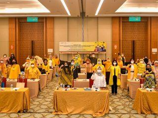 Ketua MKGR Tekankan Perempuan Ikut Berperan Dalam Penerapan Protokol CHSE