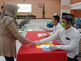 Sekda Imbau Masyarakat Patuhi Protokol Kesehatan Pada Saat Pelaksanaan Pilkades
