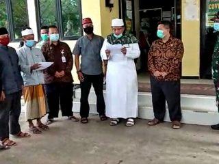 Minta Habib Riziq Di Bebaskan, Ulama Tambun Utara Datangi Kantor Camat