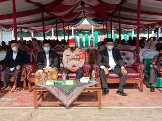 Di Acara Pelepasan Siswa Dan Siswi Yaspia, Kapolsek Cibarusah Imbau Masyarakat Tetap Patuhi Prokes