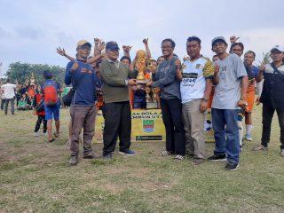 Tujuh Tim Sepakbola Old Star Desa Se Kecamatan Tambun Utara Ikut Ramaikan Hari Jadi RADARBERINGIN.NET Ke-I