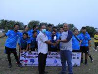 Empat Tim Sepakbola Ramaikan HUT Ke-40 PDAM Tirta Bhagasasi
