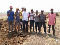 Soal Lapangan Sepakbola,  Warga Kampung Balong Ampel Apresiasi Kinerja Kepala Desa